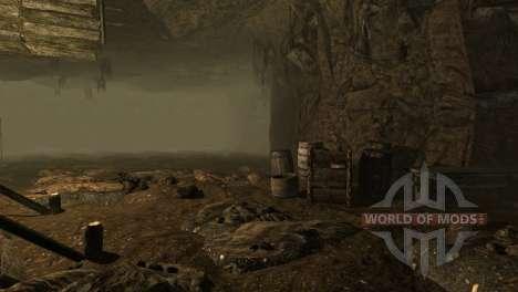 Guilde des mineurs pour Skyrim deuxième écran