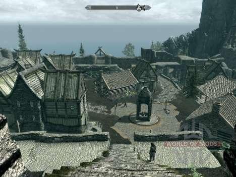Terres de High Rock pour Skyrim