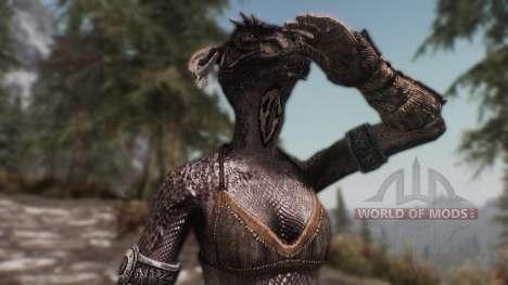 Argonianskie Wurzeln vergessen für Skyrim zweiten Screenshot