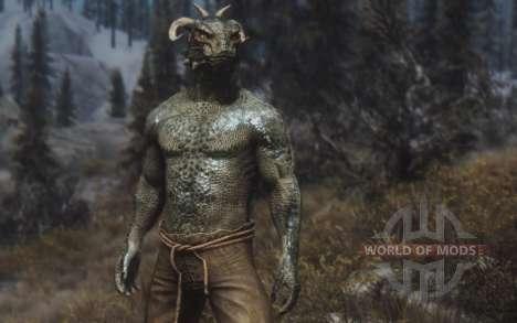 Argonianskie Wurzeln vergessen für Skyrim fünften Screenshot