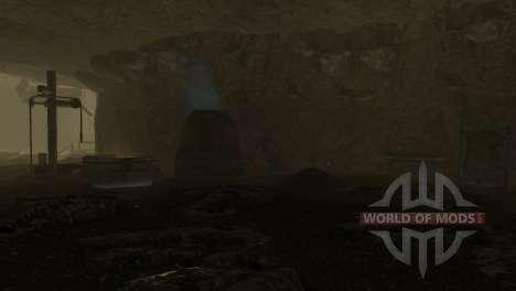 Guilde des mineurs pour le troisième écran Skyrim