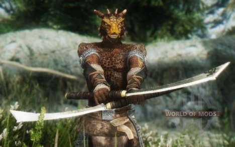 Argonianskie Wurzeln vergessen für Skyrim siebten Screenshot