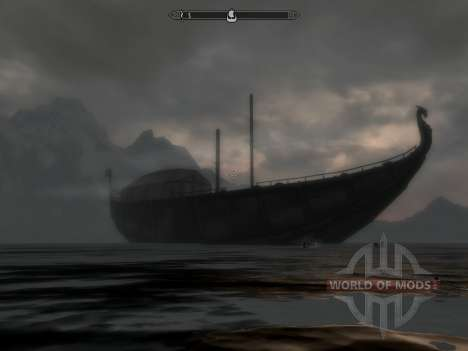 Land der High Rock für Skyrim siebten Screenshot