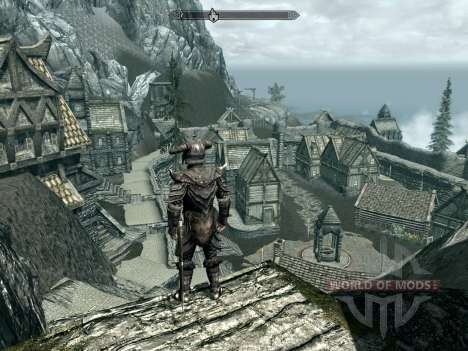 Land der High Rock für Skyrim sechsten Screenshot