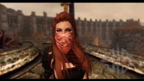Gesichtsmasken für Skyrim