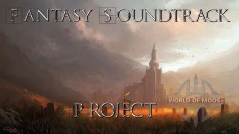 Fantasy Soundtrack Project pour Skyrim