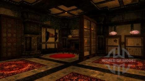 Une petite maison en Solit′ûde pour Skyrim deuxième écran