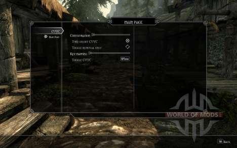 Nettoyage de cadavres pour Skyrim deuxième écran