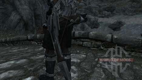Nordskij épée avec fourreau pour le troisième écran Skyrim