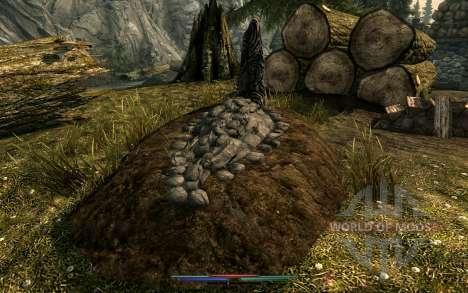 Nettoyage de cadavres pour Skyrim neuvième écran