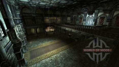Unheimliches Herrenhaus für Skyrim achten Screenshot