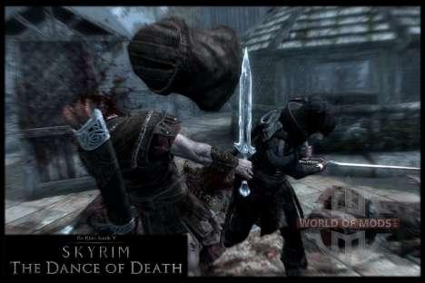Tanz des Todes V 4.0. Die neue Tod-Animationen für Skyrim