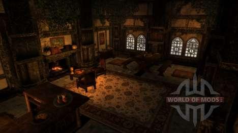 Une petite maison en Solit′ûde pour Skyrim