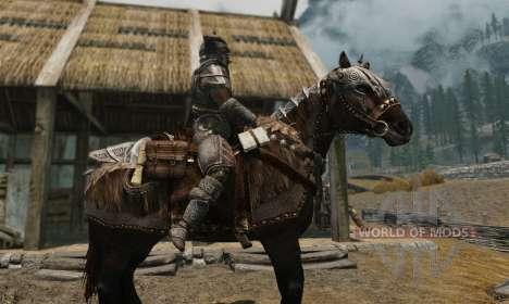 Rüstung für Pferde für Skyrim zehnten Screenshot