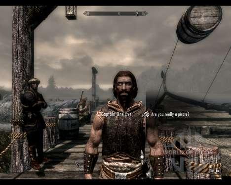 Land der High Rock für Skyrim fünften Screenshot