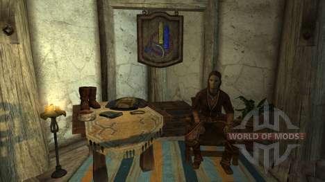 Händler Kleidung in Vajtrane für Skyrim zweiten Screenshot