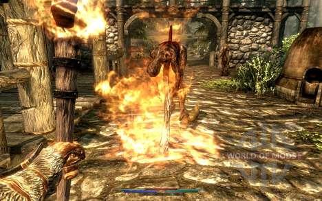 Reinigung von Leichen für Skyrim sechsten Screenshot