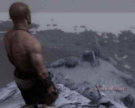 Amulett der Götter für das vierte Skyrim-Screenshot
