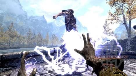 Der Blitz-Kaiser für Skyrim zweiten Screenshot