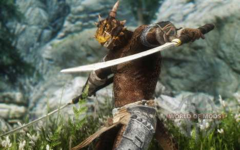 Argonianskie Wurzeln vergessen für Skyrim elften Screenshot