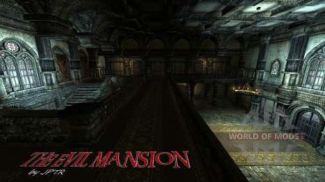 Unheimliches Herrenhaus für Skyrim zweiten Screenshot