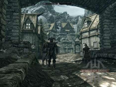 Terres de High Rock pour Skyrim deuxième écran