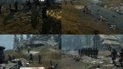 Krieg auf dem Skyrim mehr