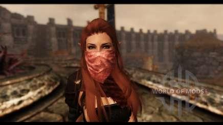 Masques de beauté pour Skyrim