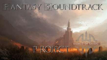 Fantasy Soundtrack Project für Skyrim