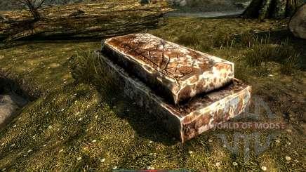 Nettoyage de cadavres pour Skyrim