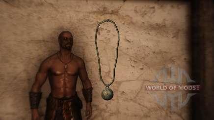 Amulette des dieux pour Skyrim