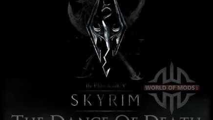 Danse de mort v 4.0. Les nouvelles animations de mort pour Skyrim