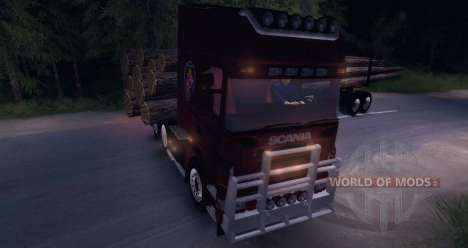 Scania Truck Logger v2.2 für Spin Tires