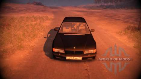 BMW 750Li Shadow Line für Spin Tires