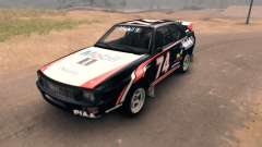 Audi Sport Quattro pour Spin Tires