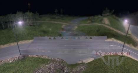 LONGUE feuille de route pour Spin Tires