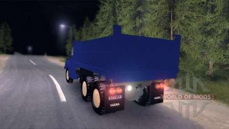 Tatra 148 S3 für Spin Tires