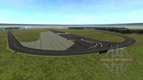 Lage TopGear Track für BeamNG Drive