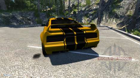 Road King pour BeamNG Drive