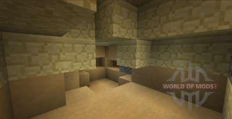 Unterirdische Biome für Minecraft