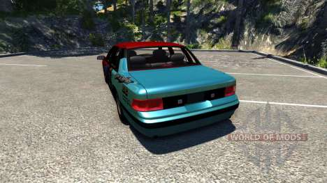 Gavril Grand Marshal Evil Empire pour BeamNG Drive