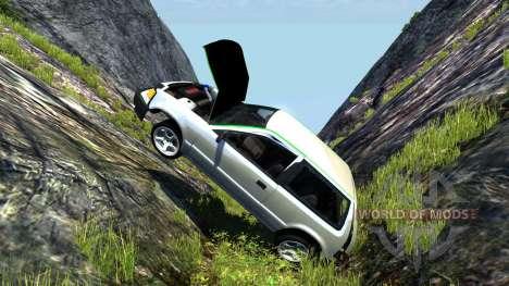 Ibishu M2 pour BeamNG Drive