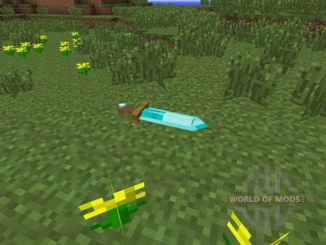 Vanilla 3D Items für Minecraft