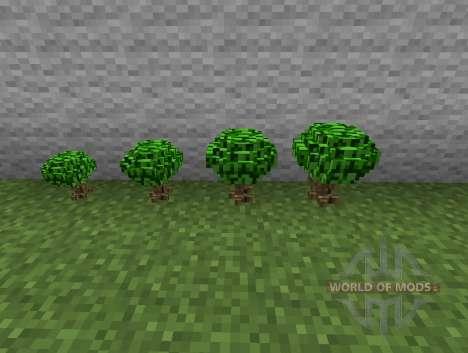 Buissons Bush-berry Berry pour Minecraft