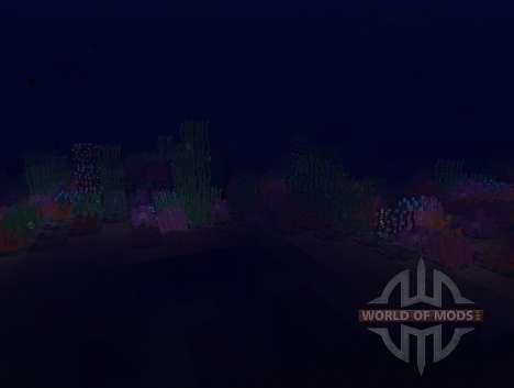 Les coraux des Récifs de corail pour Minecraft