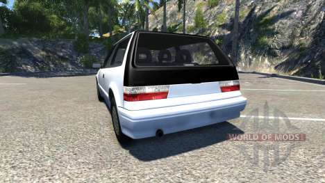 Ibishu M1 für BeamNG Drive