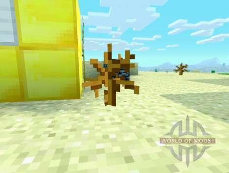 Maj-insolite nuanceur de temps pour Minecraft