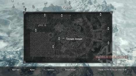 Käufer von Diebesgut in Riftene für Skyrim zweiten Screenshot