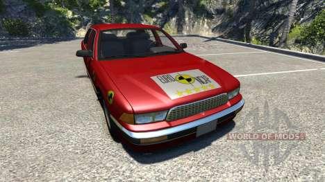 Gavril Grand Marsha NCAP für BeamNG Drive