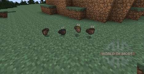 Le thé sucré pour Minecraft